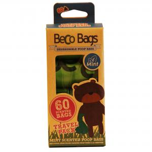 Bajspåsar Beco Mint