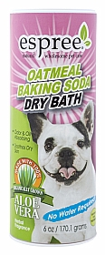 Espree Oatmeal Baking Soda Dry Bath 170.1 g