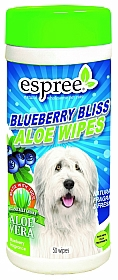 Espree Blueberry Bliss Aloe Wipes