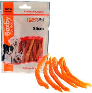 Boxby Proline Chicken Slices 100 g