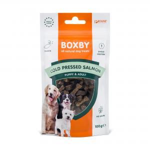 Boxby Cold Pressed Grainfree Laxgodis 100 g