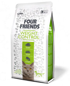 Four Friends Cat Weight Control