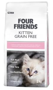 Four Friends Cat GrainFree Kitten