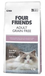Four Friends Cat GrainFree Adult