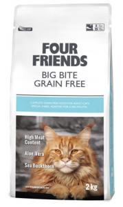 Four Friends Cat GrainFree Big Bite