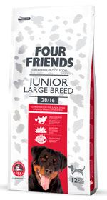 Four Friends Dog Junior Large Breed