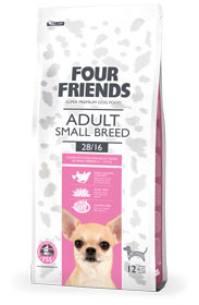 Four Friends Dog Adult Small Breed