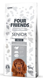 Four Friends Dog Senior
