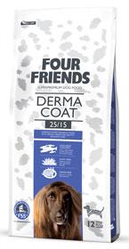 Four Friends Dog Derma Coat