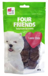 Four Friends Dog Lamb Chip