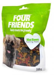 Four Friends Dog Mini Bones