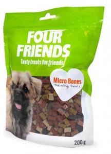 Four Friends Dog Micro Bones