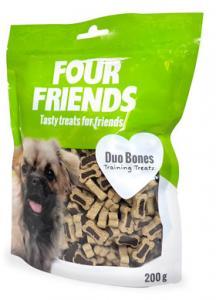 Four Friends Dog Duo Bones