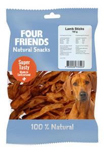 Four Friends Dog Lamb Sticks