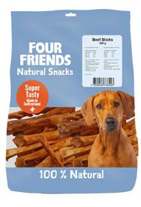 Four Friends Dog Beef Sticks