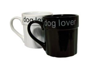 "Class Act ""Dog Lover"" Mug"