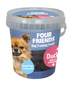Four Friends Dog TrainingTreats Duck 400 g