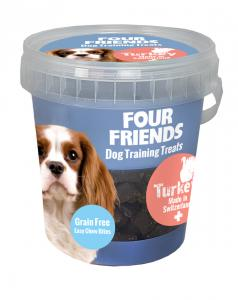 Four Friends Dog TrainingTreats Turkey 400 g