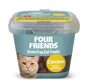 Four Friends Cat Treats Chicken 100 g
