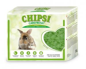 CAREFRESH skogsgrön pet bedding
