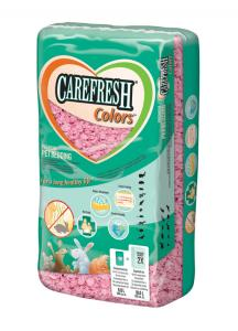 CAREFRESH Colors rosa pet bedding