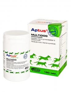 Aptus Multidog Tabletter 150st