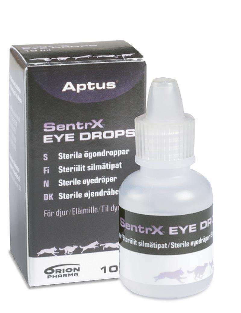 Aptus SentrX Eye Drops 10 ml