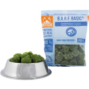 MUSH B.A.R.F Basic Grönsaker 800 g