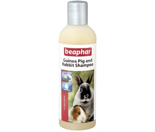 Beaphar schampo för marsvin & kanin 250 ml