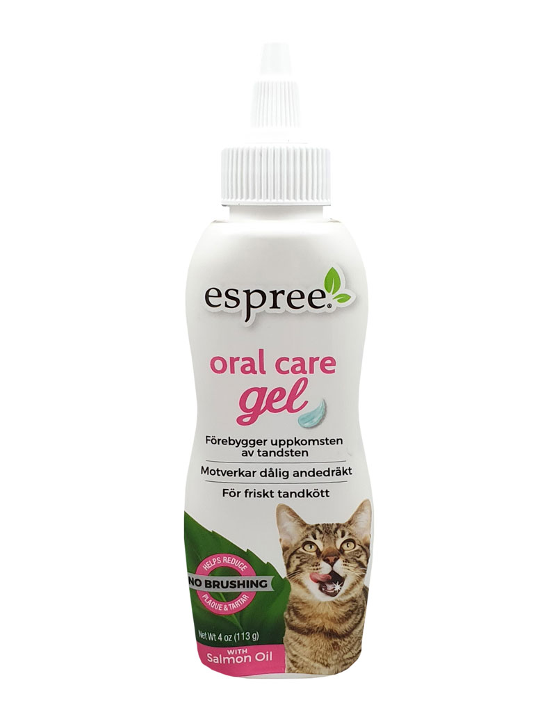 Espree Oral Care Gel Salmon CAT 113 g