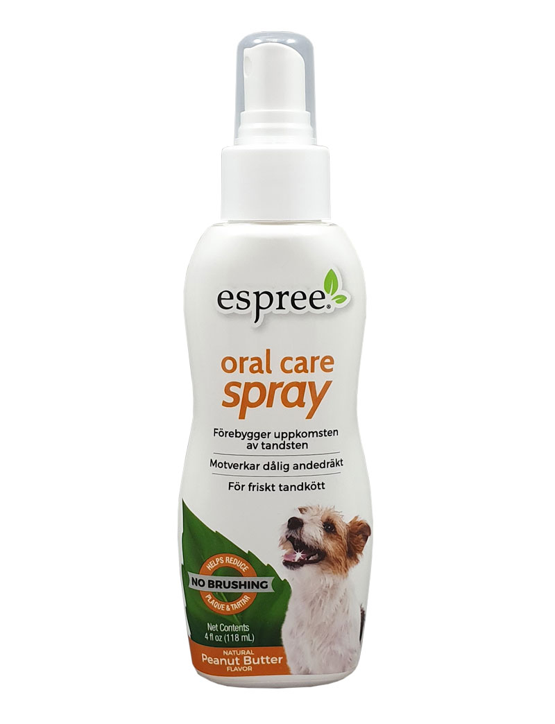 Espree Oral Care Spray Peanut Butter 118 ml