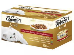 Gourmet Gold i sås 4x85 g