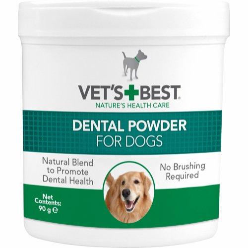Vet's Best tandvårdspulver till hund 90 g