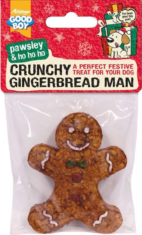 Crunchy Gingerbread Man 11,5 cm