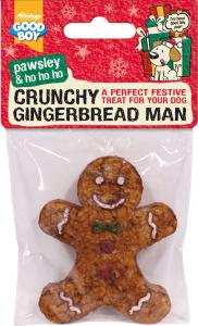 Crunchy Gingerbread Man 11,5 cm
