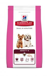 Hill's Canine Small & Miniature Adult