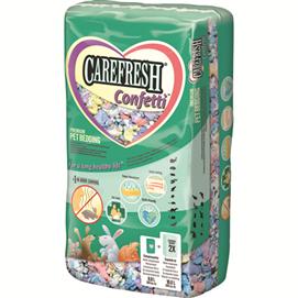 CAREFRESH Confetti pet bedding 10 liter