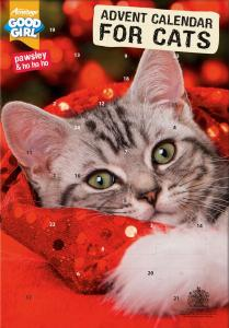 PAWSLEY Cat Adventskalender