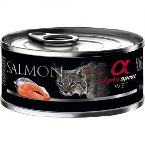 alpha spirit CAT Salmon 85 g
