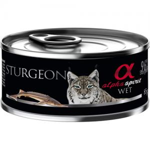 alpha spirit CAT Sturgeon 85 g