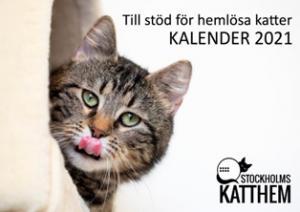 Stockholms Katthems Kalender 2021