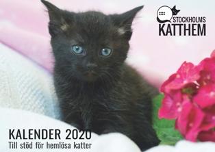 Stockholms Katthems Kalender 2020