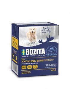 Bozita Chicken/Rice bitar i gelé 370 g
