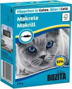 Bozita Bitar i Gelé Makrill 370 g
