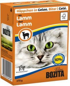 Bozita Bitar i Gelé Lamm 370 g