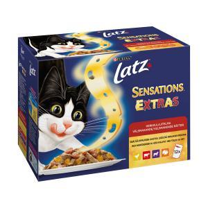 LATZ Sensations Extras 12x100 g