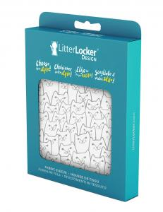 "LitterLocker Design Sleeve ""Cats"""