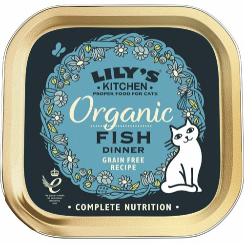 Lily's Kitchen Organic Fish Dinner 85 g