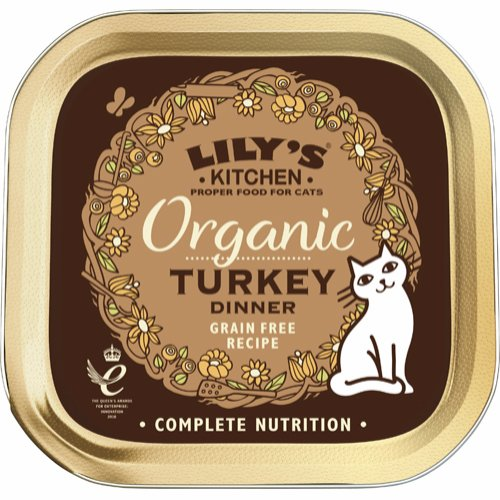 Lily's Kitchen Organic Turkey Dinner 85 g