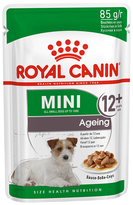 Royal Canin WET Mini Ageing